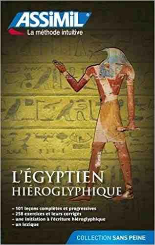Egipcio Jeroglifico Sin Esfuerzo