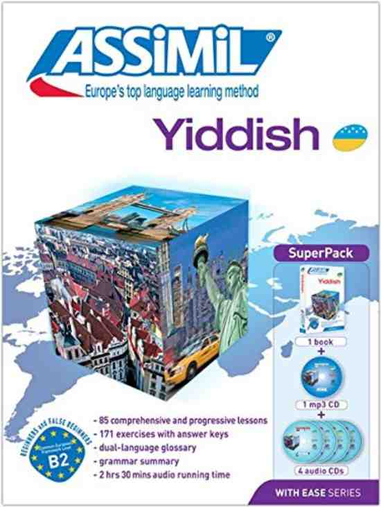 Assimil Yiddish