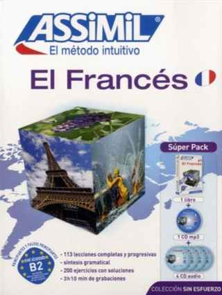 Pack Assimil Frances