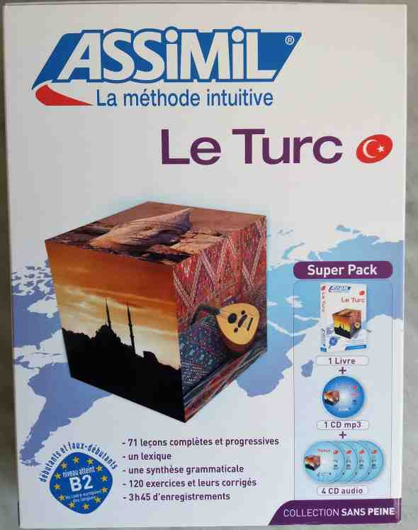 Assimil Turco Manual