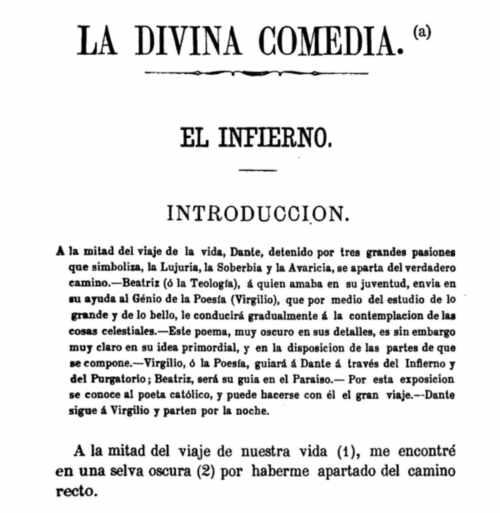 Lavorare Come Traduttore Divina Commedia