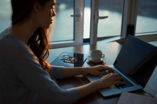 Lavorare da casa o in remoto con il computer