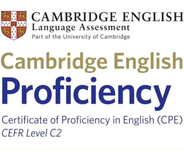 C2 Proficiency di Inglese (CPE) del Cambridge: Come Ottenerlo