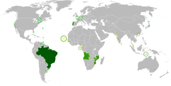 Examen DUPLE: Países lusófonos