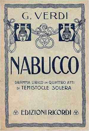 Libretto Opera