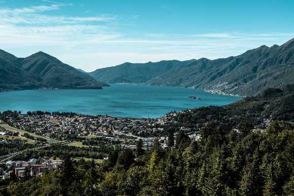 Suiza italiana, Ascona