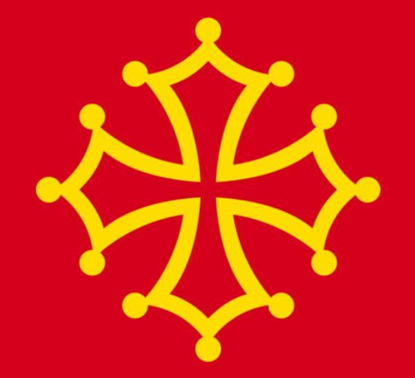 Bandera de Occitania