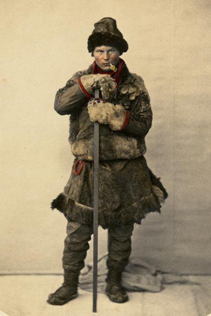 Lapon en 1871