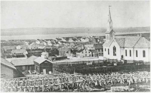 Pueblo de Vardo, Finnmark