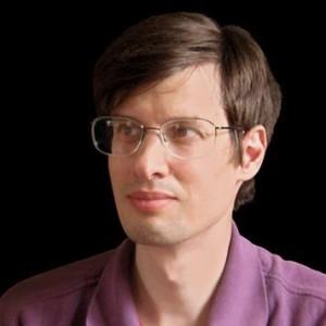 David Salo, inventore della Neo-lingua Nera.