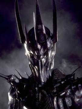 Sauron, il creatore della Lingua Nera.