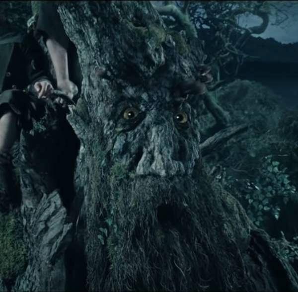 Entese: la lingua dei pastori arborei di Tolkien