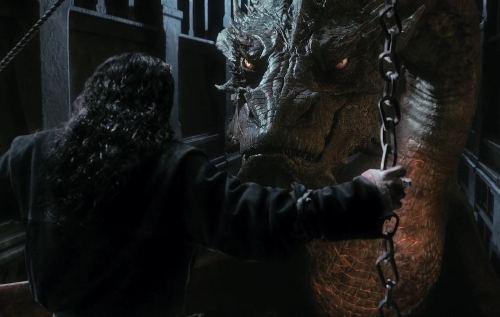 Ikhriyi id-ursu! Thorin ek khuzdûl a los suyos.