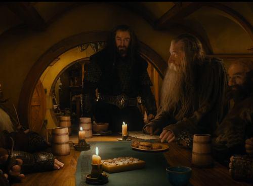 Thorin habla khuzdul