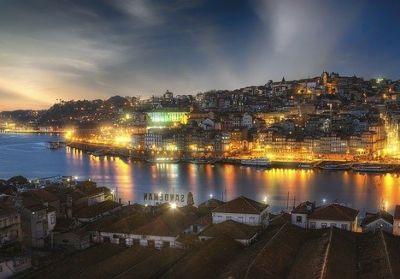 Porto, where European Portuguese is spoken