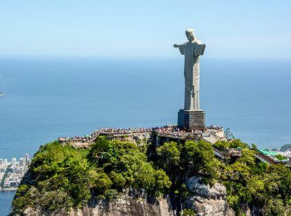 Rio de Jaineiro, one of the best spots to practice Brazilian Portuguese