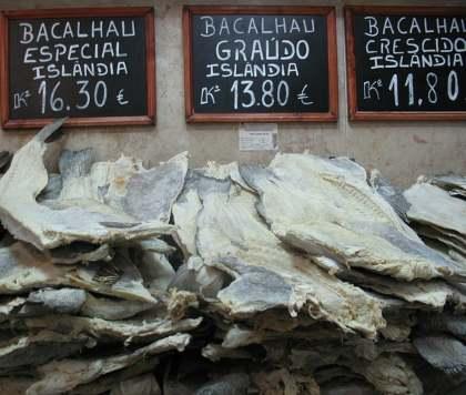 Codfish Portugal