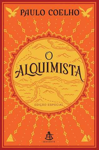 O Alquimista, written in Brazilian Portuguese
