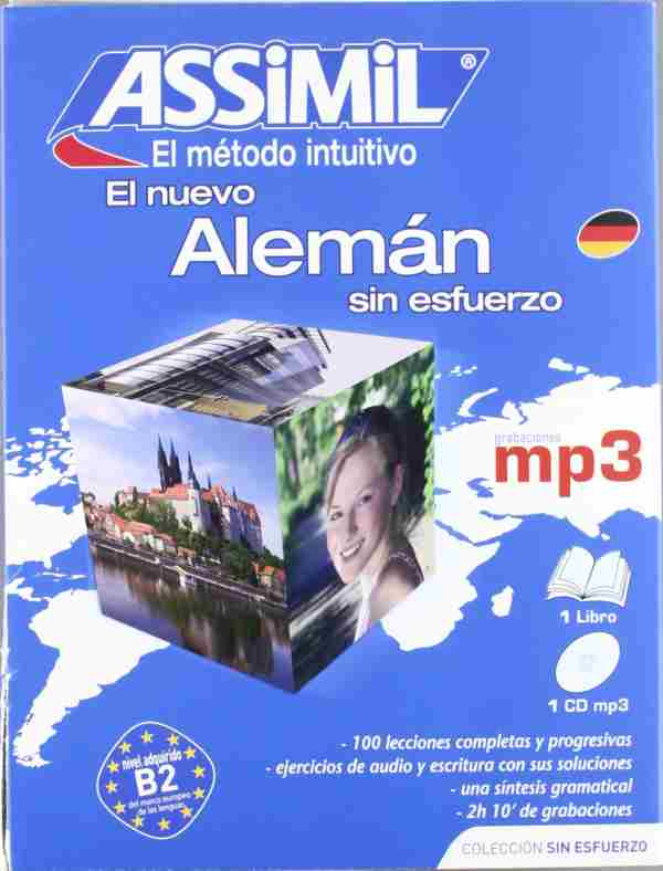 Assimil German: My Review of the Self-Teaching Method